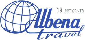 logo Албена